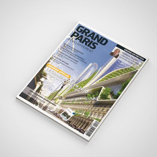 <span>Print</span>Grand Paris Développement N°16