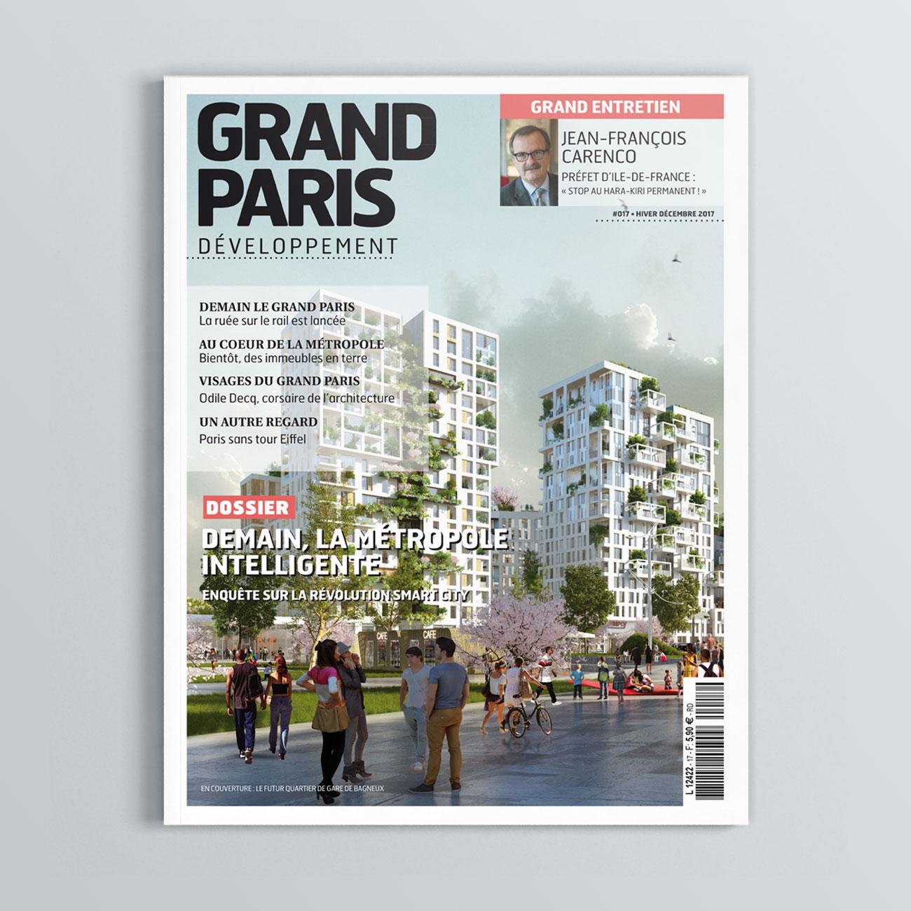 <span>Print</span>Grand Paris Développement N°17