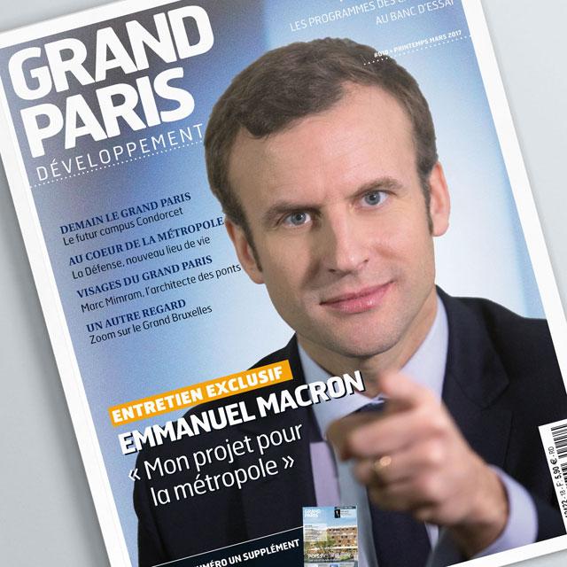<span>Print</span>Grand Paris Développement N°18