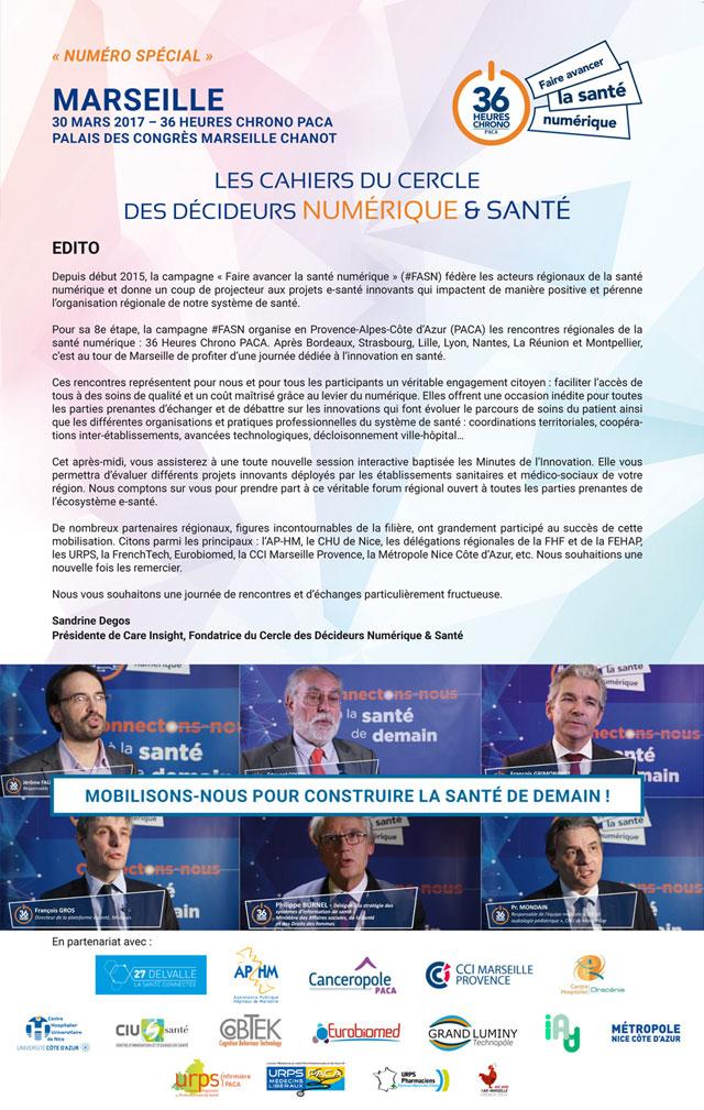<span>Print</span>Programme - 36h Chrono  Marseille