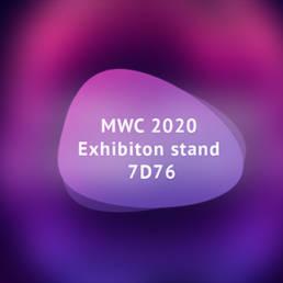 MWC 2020 - 4js - fabrice vermeulen - infografika -digital designer - graphiste -mobile world congress 2020 - four js - advertising - print